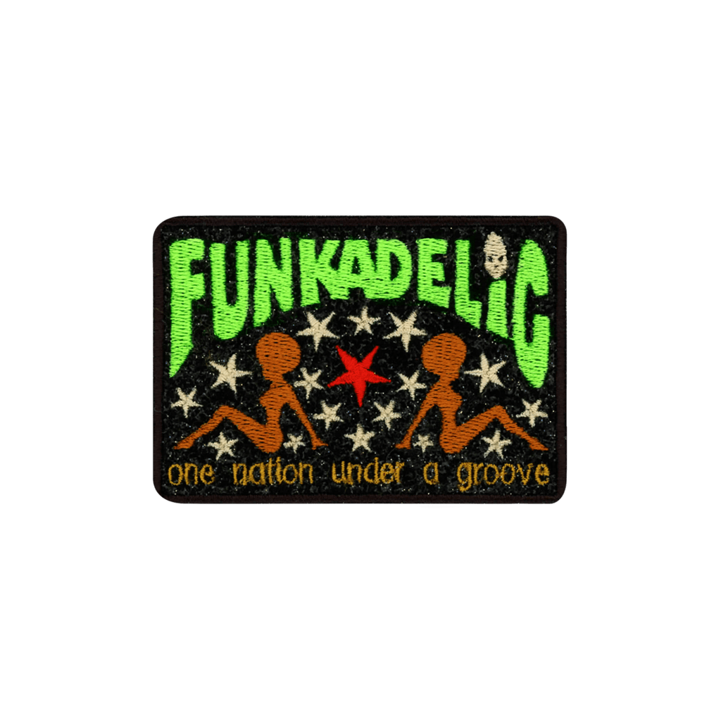 Funkadelic - PatchYaLater Patch - patches