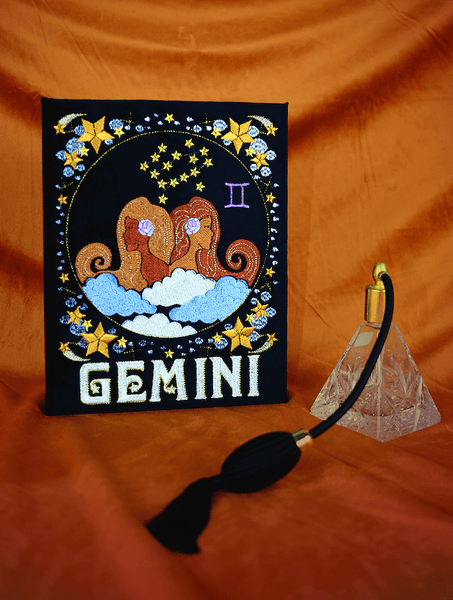 Gemini Wall Hanging