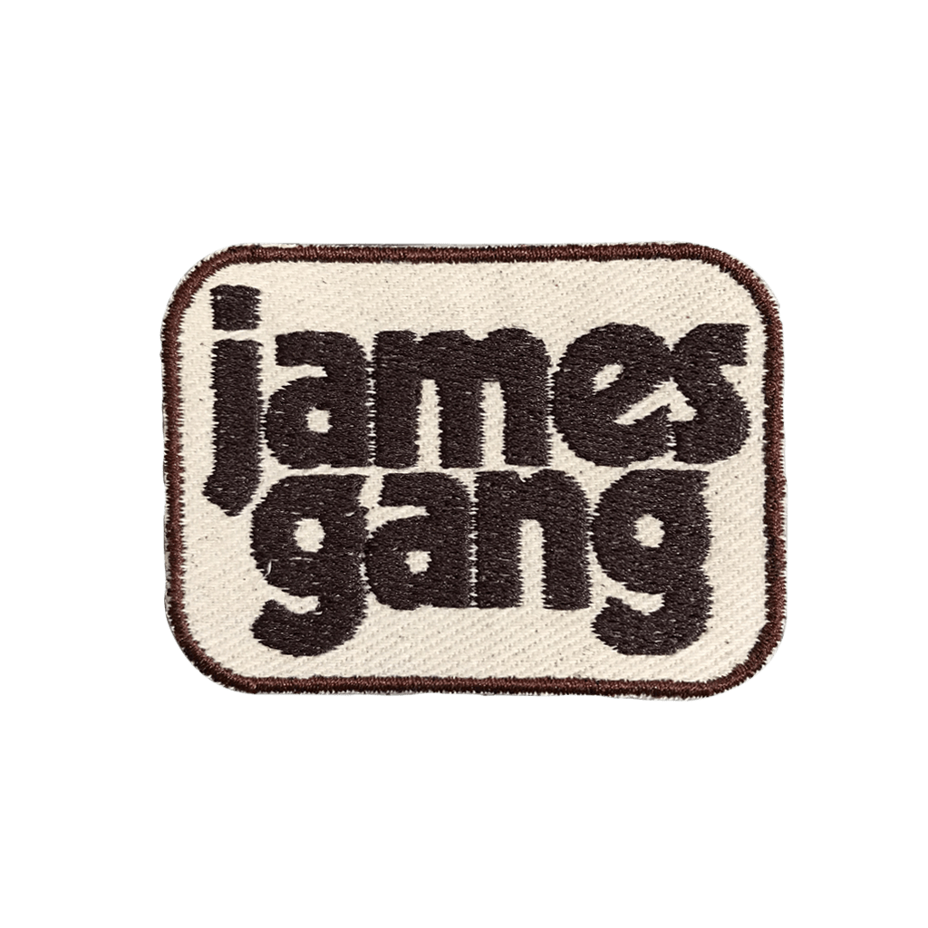 James Gang - PatchYaLater  - patches