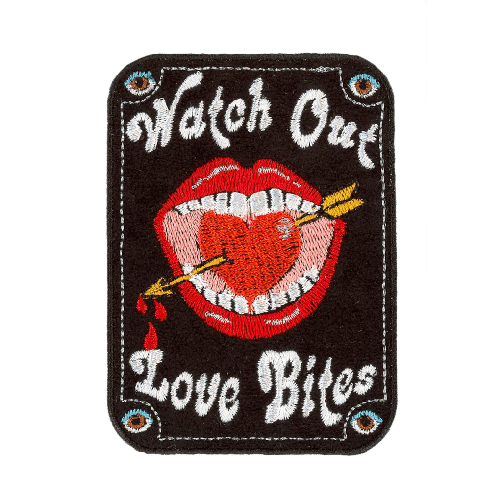Love Bites - PatchYaLater  - patches