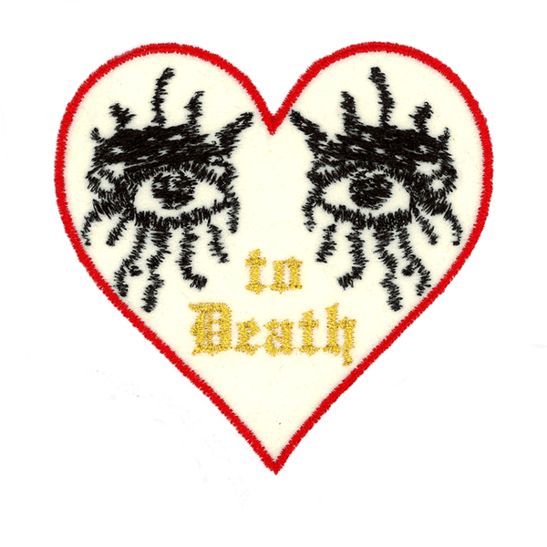 Love it to Death - PatchYaLater Patch - patches