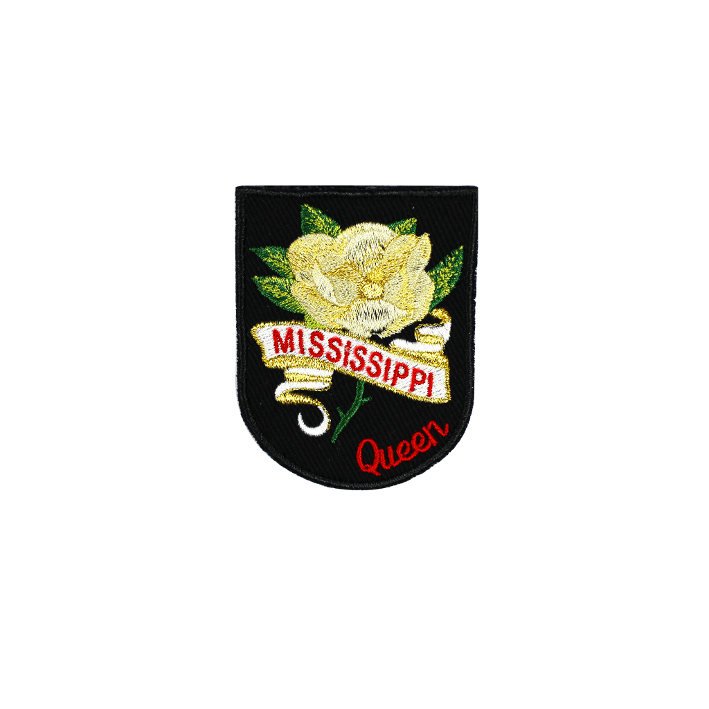 Mississippi Queen - PatchYaLater Patch - patches