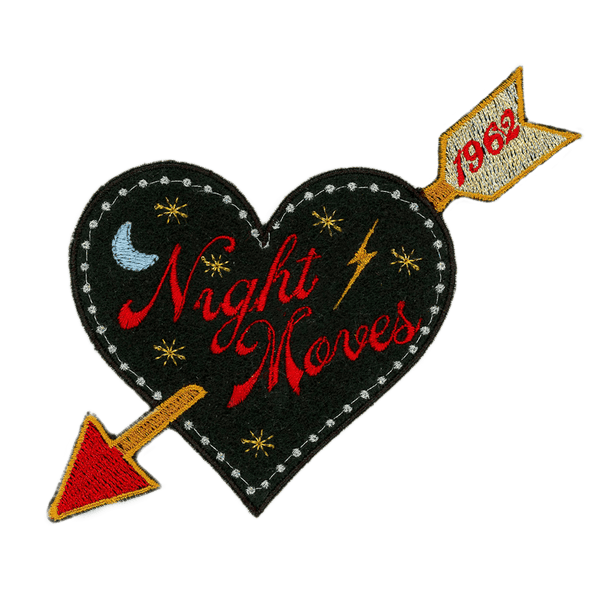 Night Moves - PatchYaLater Patch - patches