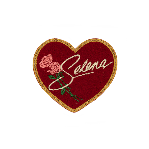 Selena - PatchYaLater Patch - patches
