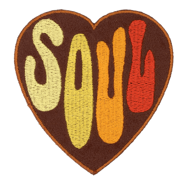 Heart & Soul - PatchYaLater  - patches