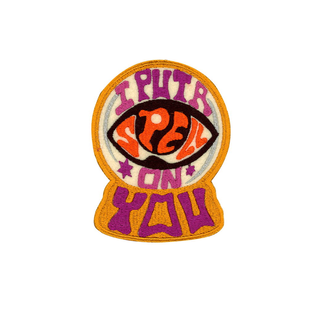I Pul a Spell on You - PatchYaLater Patch - patches