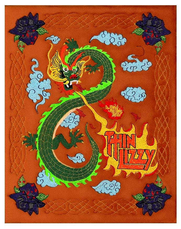 Thin Lizzy Wall Hanging