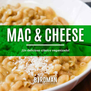 Mac & Cheese Vegano | VidaBirdman