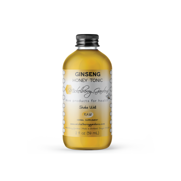 Ginseng Honey Tonic