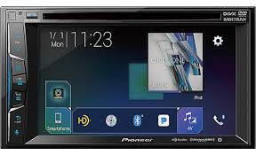"Pioneer NEX Car-play 6,2"" Multimedia DVD spilari"