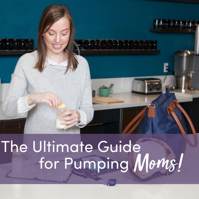 The ultimate guide for breast pumping moms! (Pumping 101)