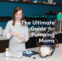 The Ultimate Guide for Pumping Moms from Sarah Wells Bags