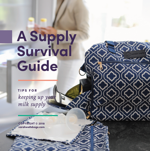 A Breast Milk Supply Survival Guide
