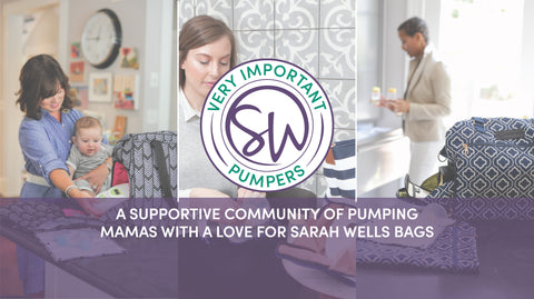 sarah wells vip breast pumping and feeding support group for moms