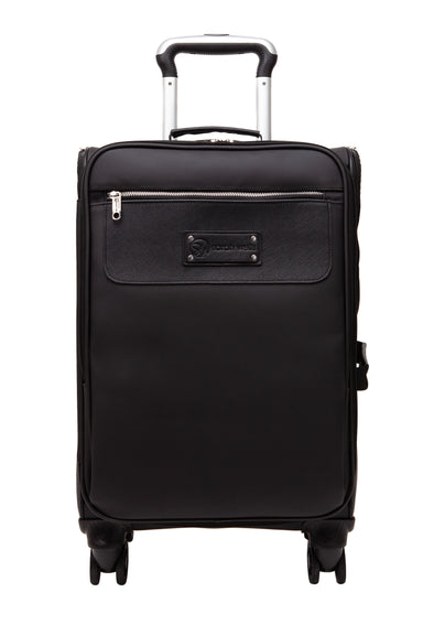 Madeleine Roller Bag (Black)