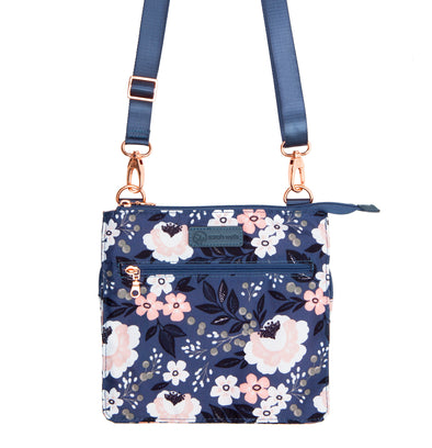 MheartM (Le Floral) / Breast Pump Bags & Accessories from Sarah Wells