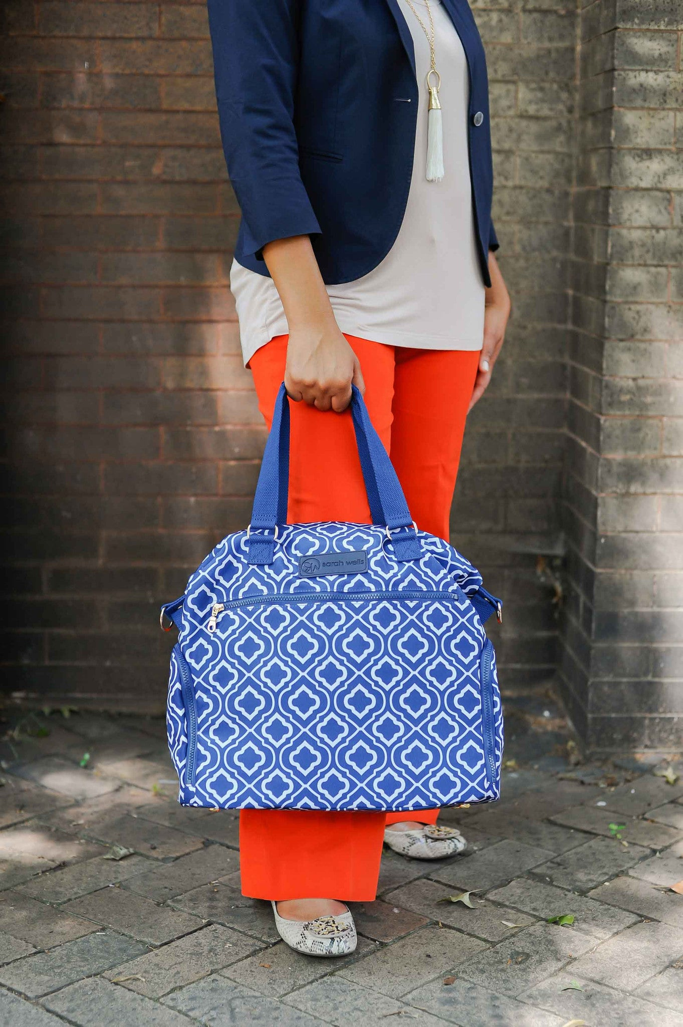 Lizzy Navy Sarah Wells Bags