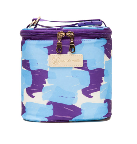 Cold Gold (Painterly) - Buy Designer Breast Pump Bags and Coordinating Pumping Accessories from Sarah Wells Bags