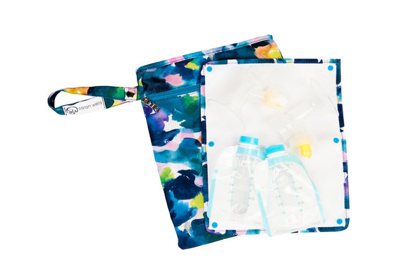Pumparoo (Aquarelle) / Breast Pump Bags & Accessories from Sarah Wells