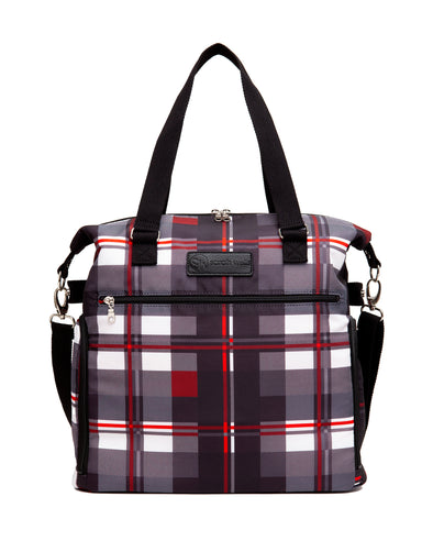 Lizzy (Tartan) / Breast Pump Bags & Accessories from Sarah Wells