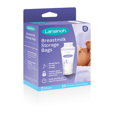 Lansinoh Breastmilk Storage Bags / Breast Pump Bags & Accessories from Sarah Wells