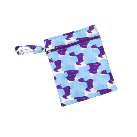 Pumparoo (Painterly) - Buy Designer Breast Pump Bags and Coordinating Pumping Accessories from Sarah Wells Bags
