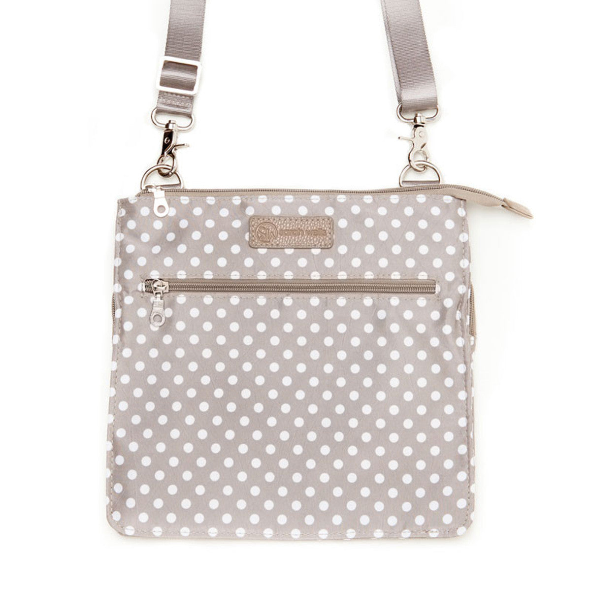 MheartM (greige) - Breast Pump Bags and Pumping Accessories from Sarah Wells Bags