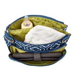 MheartM (navy) / Breast Pump Bags & Accessories from Sarah Wells