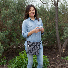 MheartM (black-white) / Breast Pump Bags & Accessories from Sarah Wells