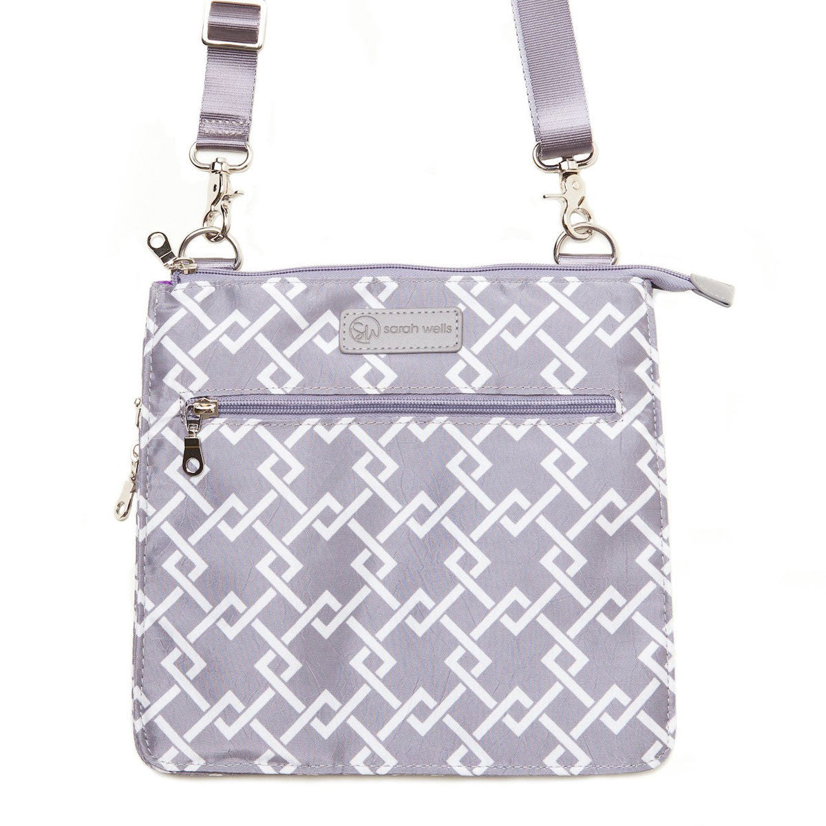 MheartM (gray) - Breast Pump Bags and Pumping Accessories from Sarah Wells Bags