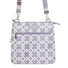 Pumparoo (Anchors) - Designer Breast Pump Bags and Stylish Pumping Accessories from Sarah Wells Bags
