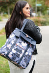 Marie (Le Floral) / Breast Pump Bags & Accessories from Sarah Wells