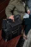 Marie (Black) / Breast Pump Bags & Accessories from Sarah Wells