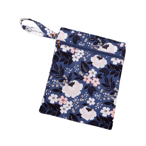 Pumparoo (Floral) / Breast Pump Bags & Accessories from Sarah Wells - Buy Designer Breast Pump Bags and Coordinating Pumping Accessories from Sarah Wells Bags