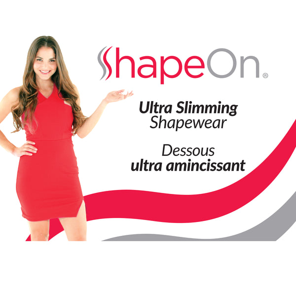 ShapeOn Slimming Short - ShapeOn Canada