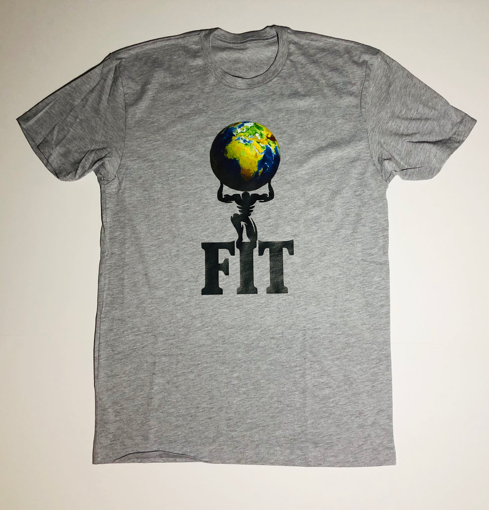 Fitness International Logo <br>T-Shirt