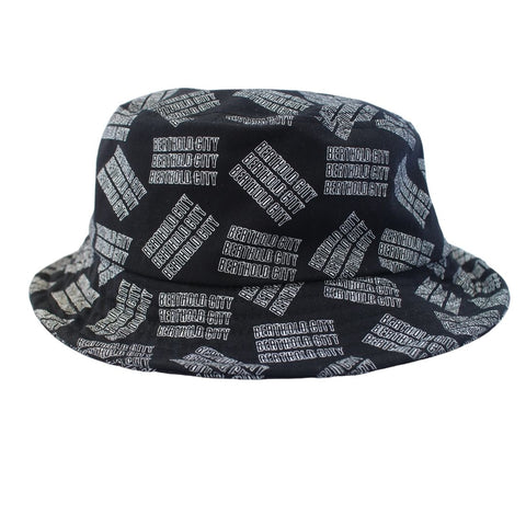 BERTHOLD  CITY - CUSTOM BUCKET HAT