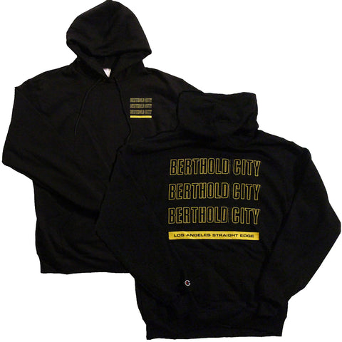 BERTHOLD CITY - CHAMPION LOGO HOODY