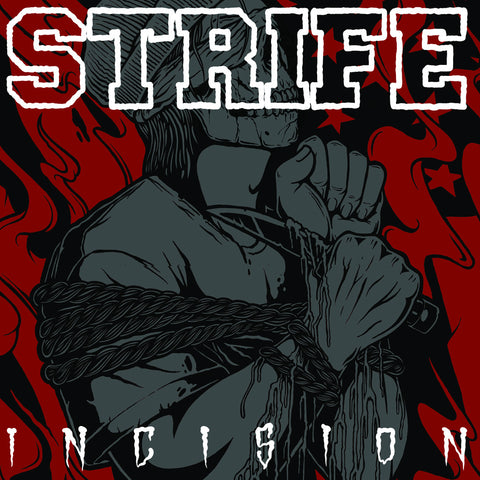 STRIFE - INCISION CD