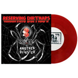 RESERVING DIRTNAPS - ANOTHER DISASTER HAND STAMPED VINYL (OUT OF 100)