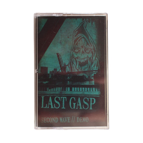 LAST GASP - SECOND WAVE / DEMO CASSETTE