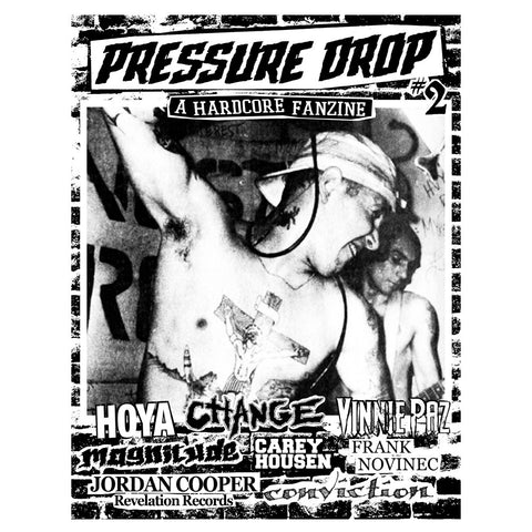 PRESSURE DROP ISSUE 2