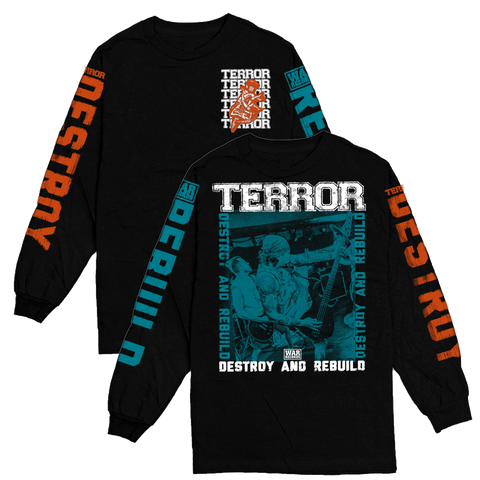 TERROR - SINK TO THE HELL LONGSLEEVE