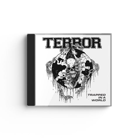 TERROR - TRAPPED IN A WORLD CD
