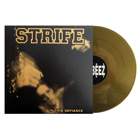 STRIFE - IN THIS DEFIANCE GOLD EDITION  (OUT OF 100)