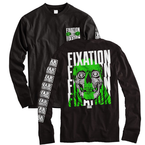 FIXATION - MARKED LONGSLEEVE PREORDER