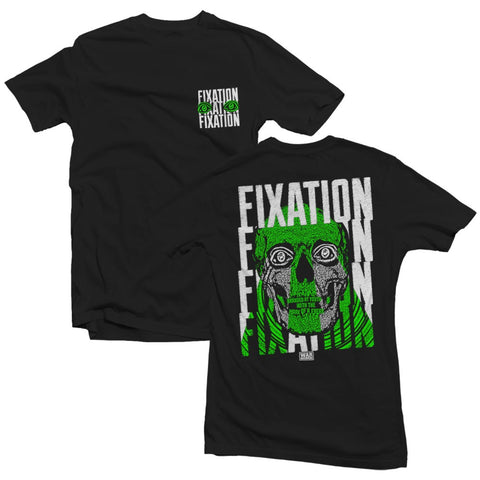 FIXATION - MARKED T SHIRT PREORDER