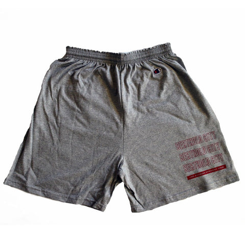 BERTHOLD CITY - CHAMPION SHORTS GREY