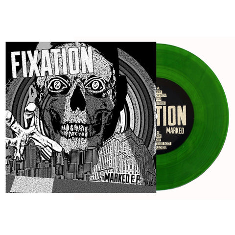 "FIXATION - ""MARKED"" GREEN (OUT OF 400)"