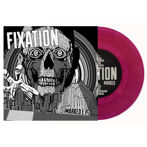 "FIXATION - ""MARKED"" PINK (OUT OF 100)"